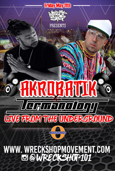 Akrobatik & Termanology -- Live From The Underground